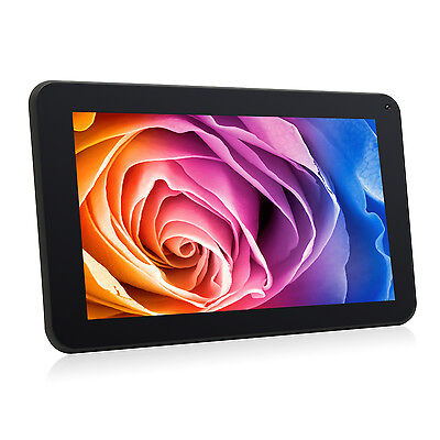 """7"""" Tablet PC Quad Core Google Android 4.4 Dual Camera Bluetooth WIFI Refurbished"""