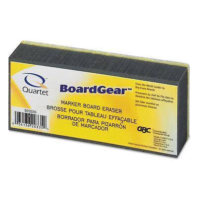 Quartet Boardgear Dry Erase Board Eraser Foam 5w X 2 34d X 1 38h 920335