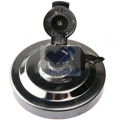 Fuel Tank Cap 4361638 For Hitachi Excavator John Deere Parts With 1 Year Wty
