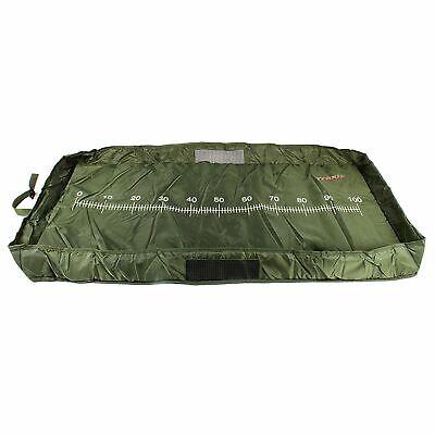 Karpfen Abhakmatte Basic Carp Cradle 120x60x9cm Unhooking Mat Fischmatte Maßband