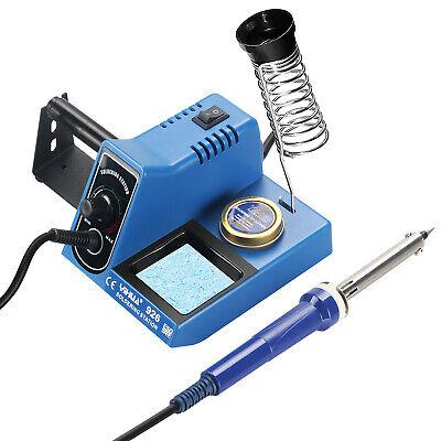 926 Soldering Iron Station 60 Watt 220v Digital Led Display Portable Us Plug