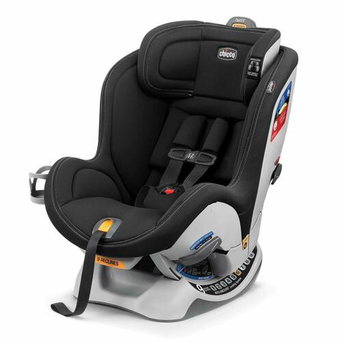 Chicco NextFit Sport Convertible Car Seat - Black - Free Shipping!