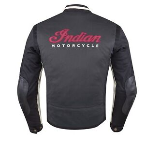 Drifter - Men's genuine Indian Motorcycle jacket