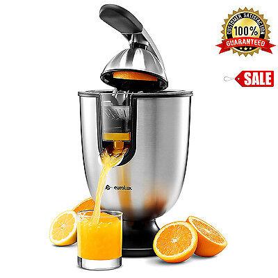 Stimulating Citrus Juicer Orange Press Extractor 160 W Fruit Juice Squeezer Machine