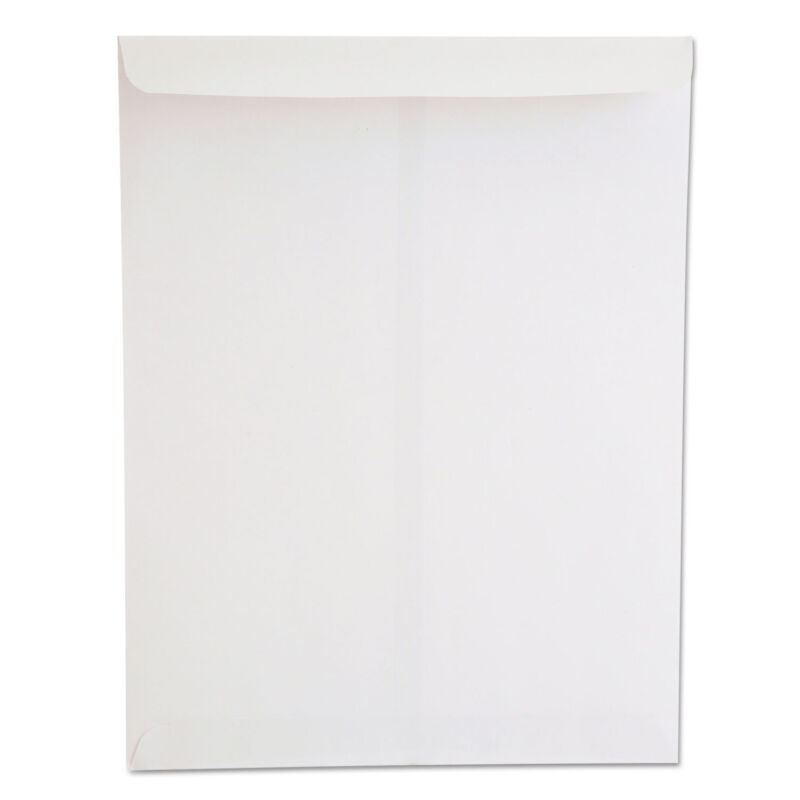UNIVERSAL Catalog Envelope Center Seam 10 x 13 White 250/Box 45104