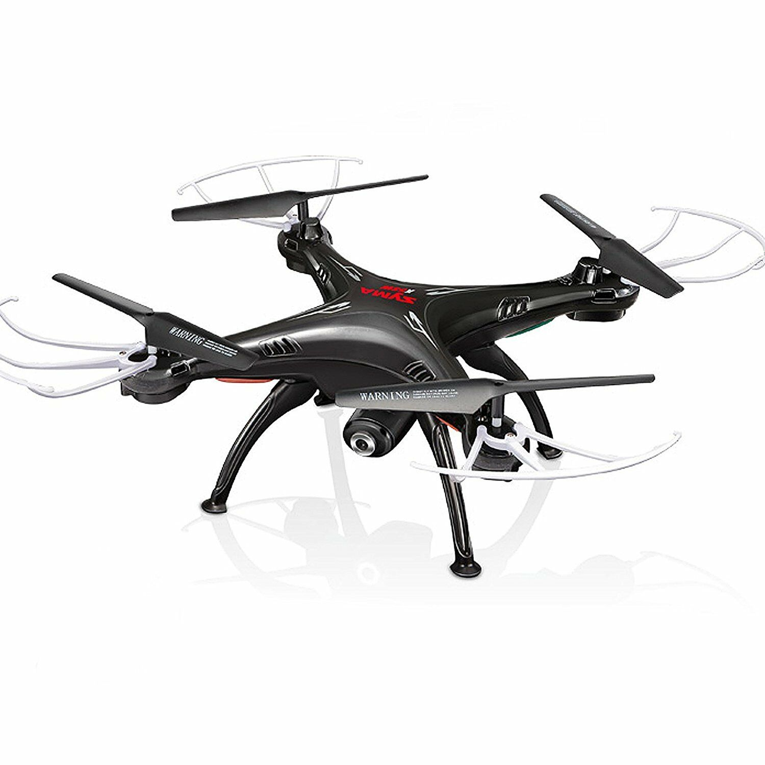 Syma X5SW-V3 RC Quadcopter Wifi FPV Drone With HD Camera 2.4Ghz 4CH RTF Black
