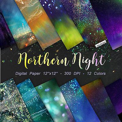 Цифровая фоторамка Northern Lights Digital Paper,
