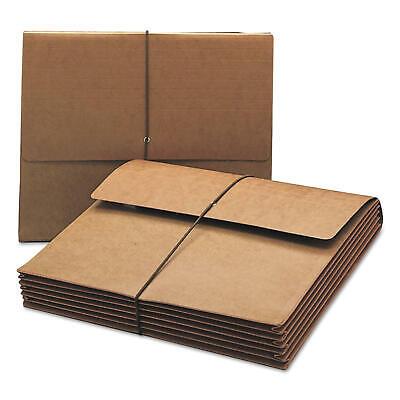 Smead - Expanding Width File Folder Wallet Letter Size 5 14 - 3 Pack