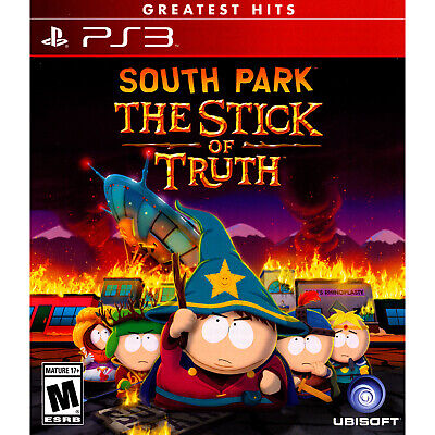 Купить South Park: The Stick of Truth PS3 [Brand New]