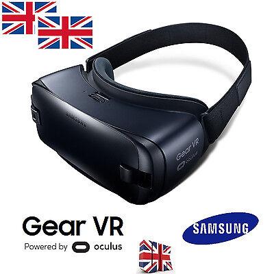 2017 NEW Samsung Gear VR Oculus Black SM-R323 For Galaxy Note 5 S7 S6 edge+  U.K