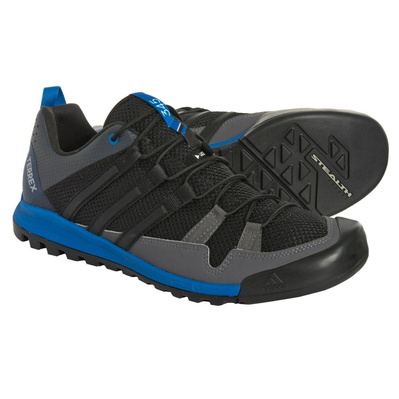Men's Hiking Terrex Solo Trail Blue Adidas 12Black 9 Cm7657 Shoessize XiPkZu