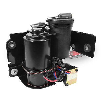 2007-2016 Lincoln Navigator Air Suspension Air Compressor Pump w/ Full (Navigator Air Suspension Compressor)
