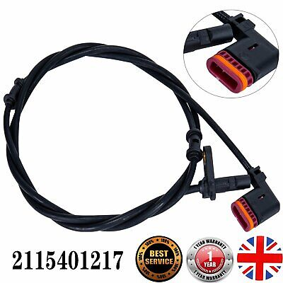 ABS SENSOR REAR LEFT RIGHT FOR MERCEDES CLS C219 E-CLASS W211 S211 2115401217