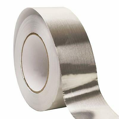 Ipg Aluminum Foil Tape 1.88 X 50yds Roll 48mm X 45.7m Cold Weather Hvac Tape