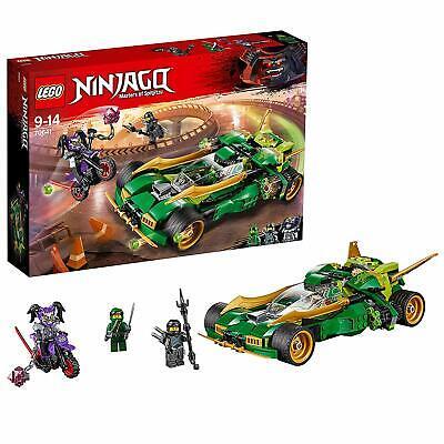 LEGO NINJAGO 70641 REPTADOR NINJA NOCTURNO NUEVO PRECINTADO