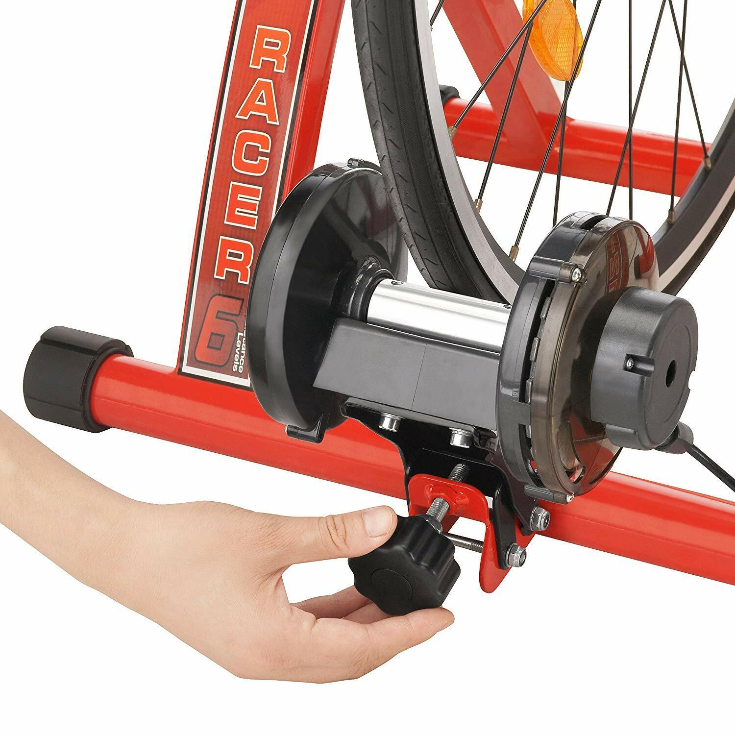 1113 RAD Cycle Products Max Racer 7 Levels of Resistance Por