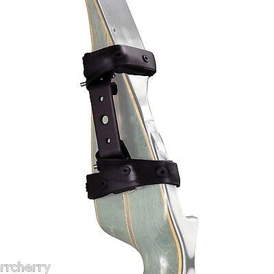 @NEW@ AMS Bowfishing Recurve Traditional Archery Mount Bracket! M107 bow fishing