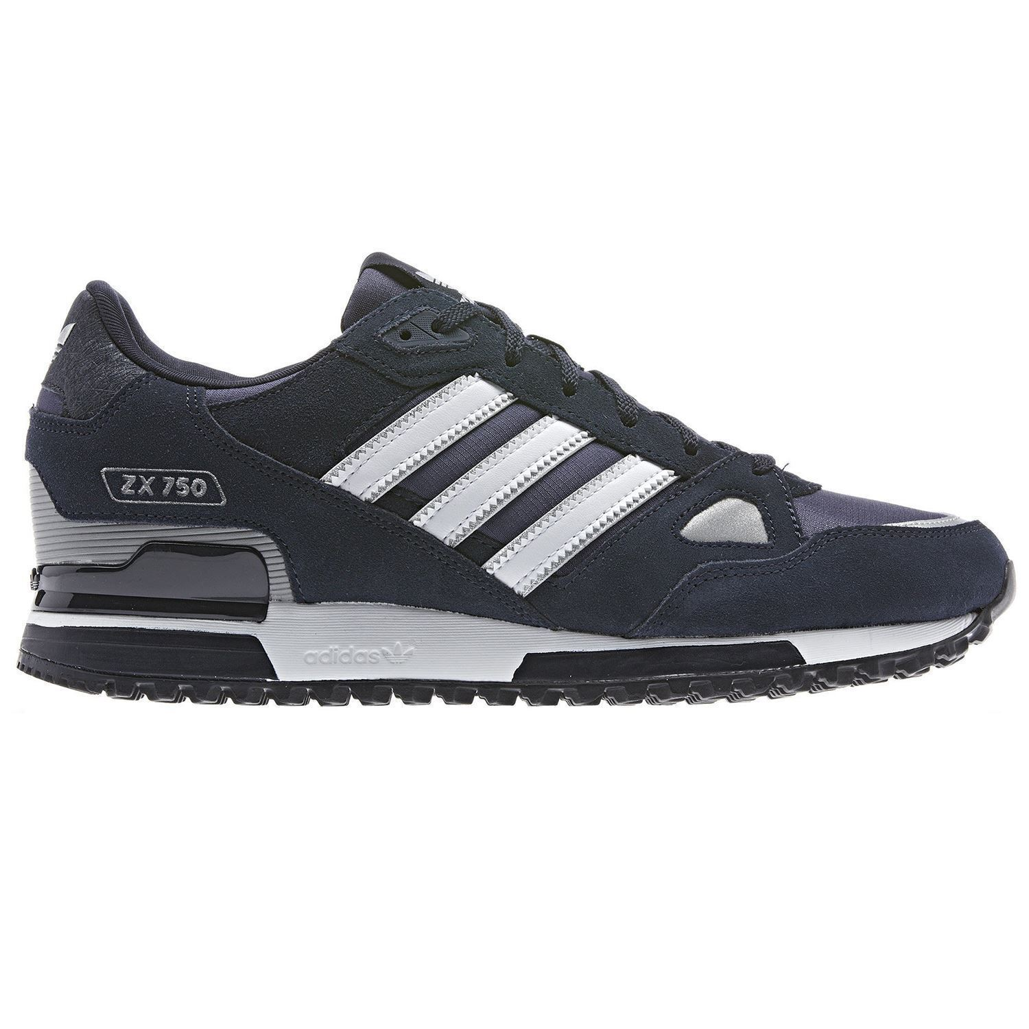 competitive price daaea aae2f Details about ✅ 24Hr Delivery✅Adidas Originals ZX750 Men's Suede Trainers  Sports Running Shoes