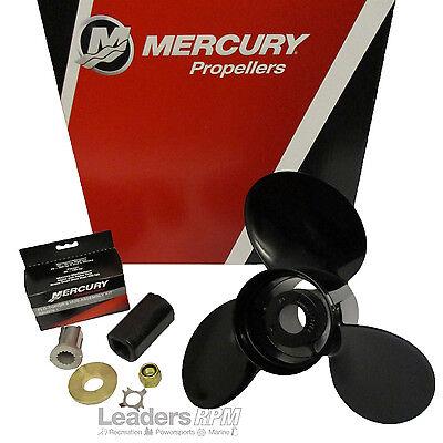 "Mercury Mercruiser New OEM Black Max Propeller 14-1/2x19 Prop 48-832830A45 14.5"""