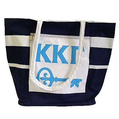 LOT OF 50 FIFTY Kappa Kappa Gamma Canvas Shoulder Tote Bag - BRAND NEW