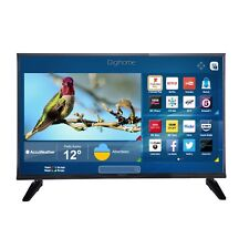Digihome 40FHDSFVP Black 40inch Full HD Smart LED TV WiFi Freeview Play