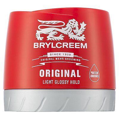 BRYLCREEM ORIGINAL Light Glossy Hold 250ml
