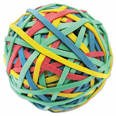 Universal Rubber Band Ball 3 Size 2 34 Length 260 Bands 00460