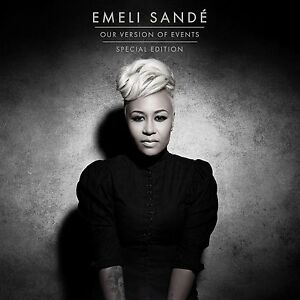 EMELI SANDE ( NEW SEALED CD ) OUR VERSION OF EVENTS ( SPECIAL EDITION ) EMILY