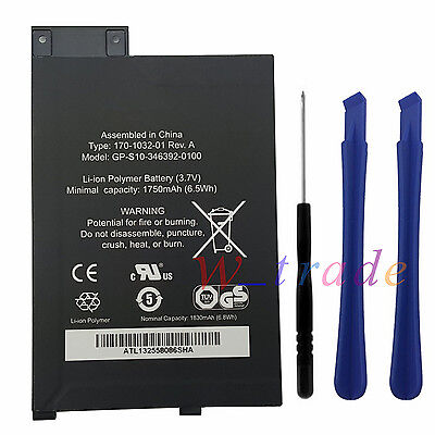 New OEM Battery For Amazon Kindle Paperwhite EY21 1st Generation 58-000008