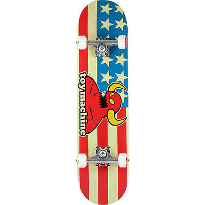 "Toy Machine Skateboards American Monster Complete Skateboard - 7.75"" x 31.5"""