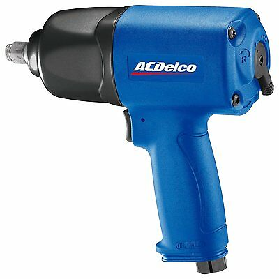 Ani404 12-inch Composite Impact Wrench 650 Ft-lbs Twin Hammer