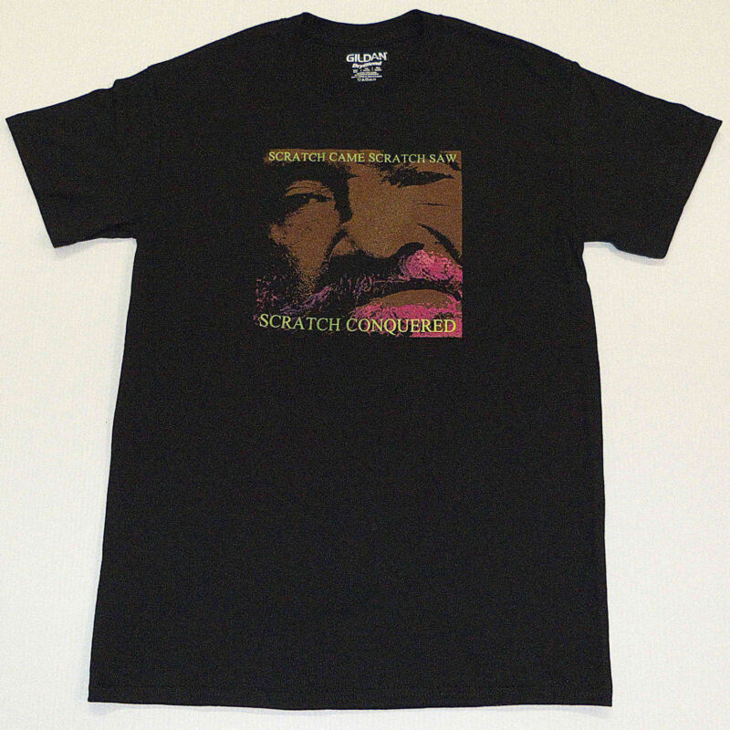 "Lee ""Scratch"" Perry T-Shirt - Extra Large"