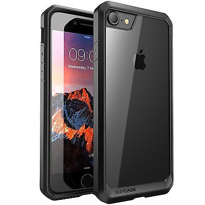 Genuine SUPCASE Premium Hybrid Clear Case Cover For Apple iPhone 8/7, 7/8 Plus X