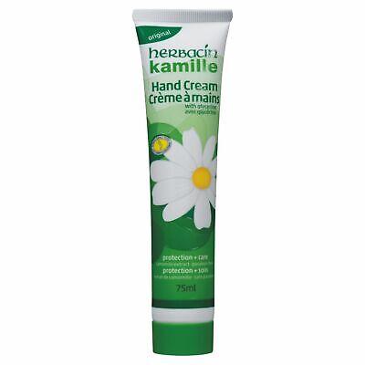 Herbacin Kamille Original Hand Cream with Glycerine