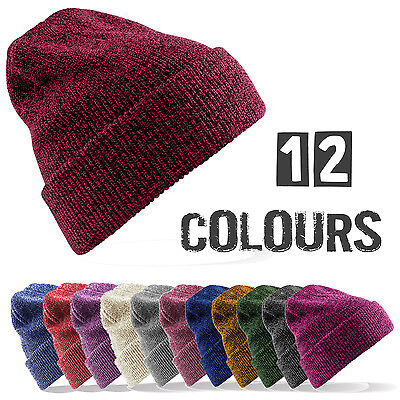 Heritage Beanie Hat Skater Snowboarding Slalom Antique 16 Colour Swag Fresh Dope