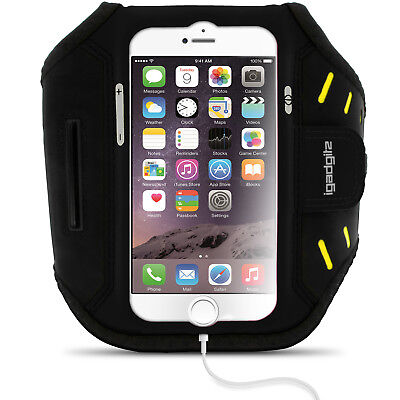 "Fitness Sports Armband for Apple iPhone 7 8 4.7"" Running Jogging Gym Cover Case"