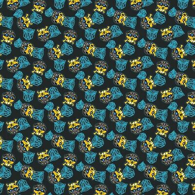 Transformers Bumblebee Fabric Material