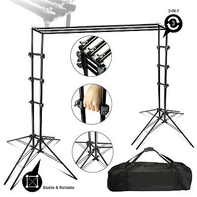 Photo Stand In (Photo Studio 3-in-1 Hexapod Photography Background Photo Backdrop Muslin)