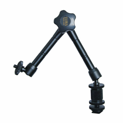 "7"" Metal Adjustable Friction Articulating Magic Arm Tripod for DSLR LCD Monitor"