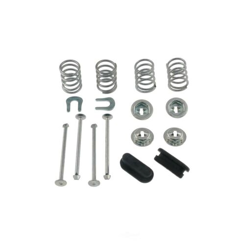 Rear Manufacturers Limited Warranty Carlson H4030-2 Brake Shoe Hold-Down Kit