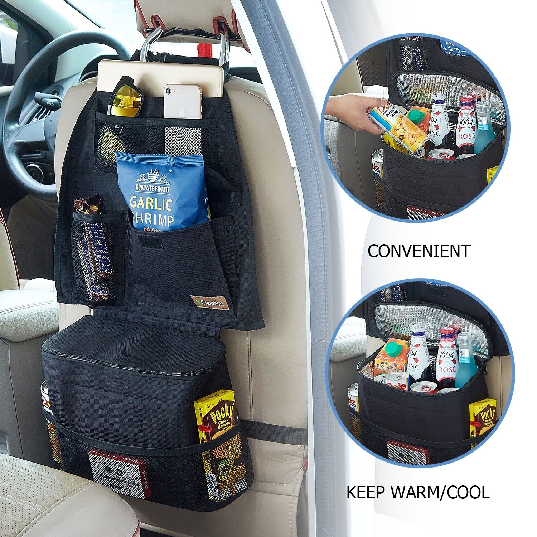 Creation Back Seat Car Organizer, Car Organizer for Kids Toy