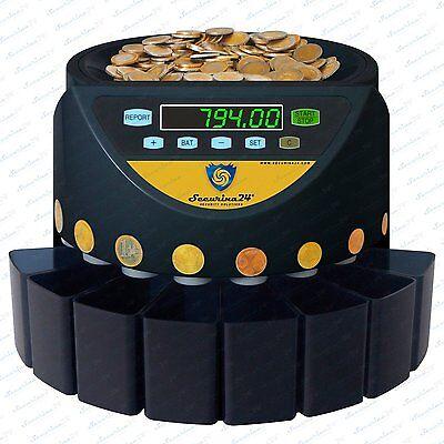 Geldzählmaschine Vorführgeräte Münzzähler Münzzählmaschine Wertzähler