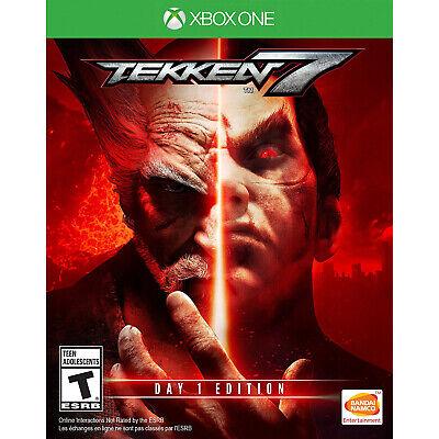Tekken 7 Xbox One [Factory Refurbished]