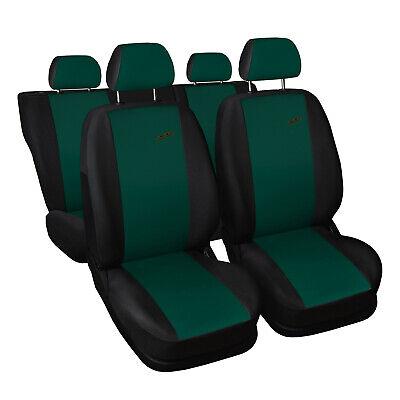 Sitzbezüge Universal XR7 Schonbezüge kompatibel mit MERCEDES ML KLASSE