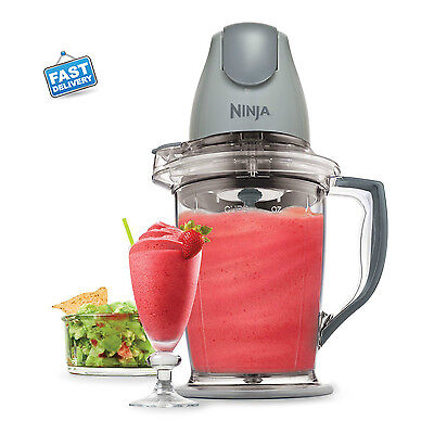 Ninja Master Prep Blender Food Processor Chopper Drink Mixer Smoothie Maker