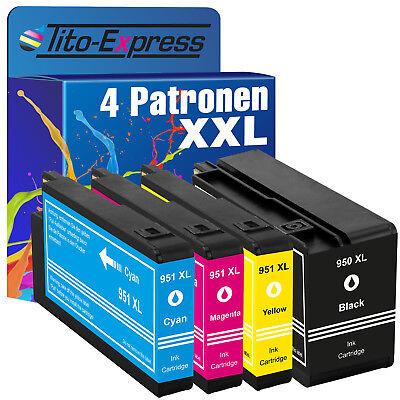 Patronen für HP OfficeJet Pro 251DW 276DW 8100 8600 8610 8615 8616 950/951XL