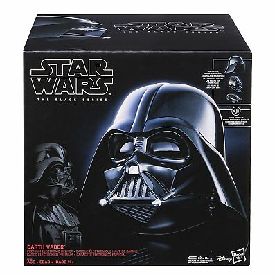 Hasbro Black Series Darth Vader Voice Changing Helmet - Voice Changing