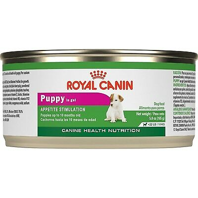 Royal Canin 24-Can Canine Health Nutrition Puppy Canned Dog Food 5.8-Ounce Pe...