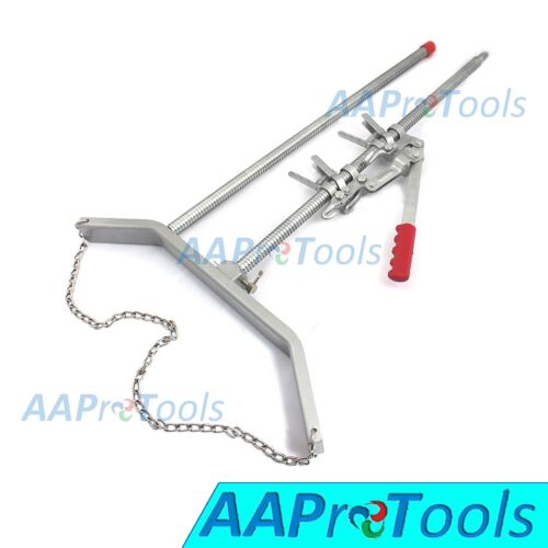 Veterinary Dual Ratchet Calf Puller Jack Cattle Birthing Extractor