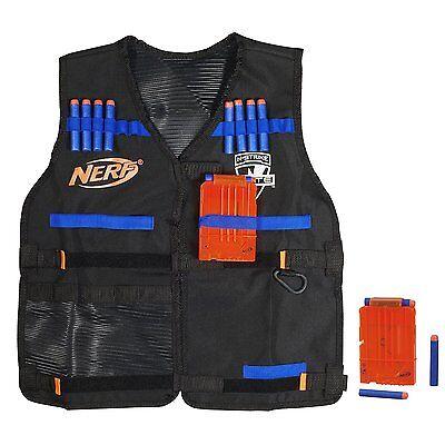 Nerf N-Strike Elite Tactical Vest Kit , New, Free Shipping